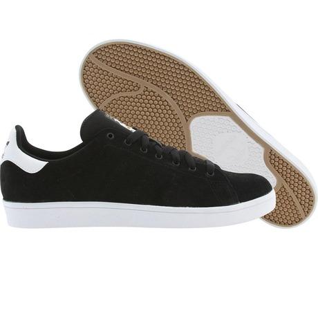 Adidas Men Stan Smith Vulc (black / runninwhite)