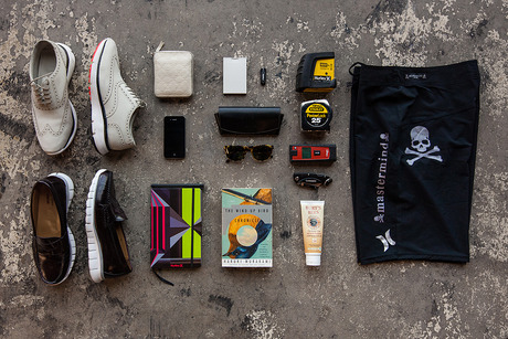 Essentials Israel Kandarian CREATIVE DIRECTOR FOR HURLEY