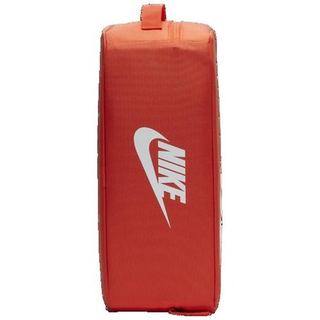 NIKE SHOE BOX BAG ORANGE