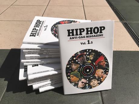 Hip Hop Anti-GAG Magazine Vol. 1.5 Genaktion