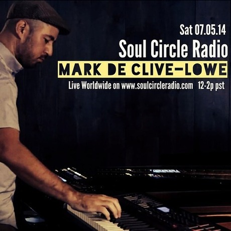 SCR Presents REMIX:Live Set mixed by Mark de Clive-Lowe(DOWNLOAD)