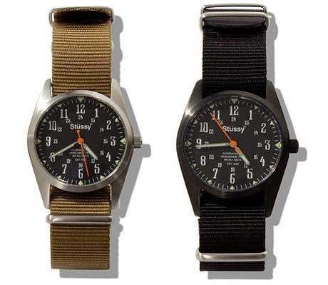 Stussy Time Oran 腕時計 時計 WATCH