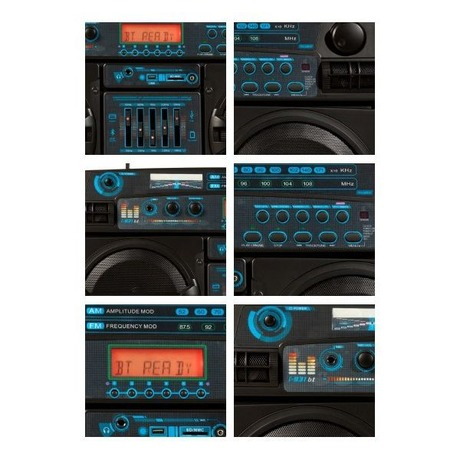 LASONIC I931 BT (Bluetooth) Black
