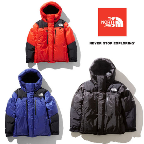 THE NORTH FACE HIMALAYAN PARKA SUMMIT SERIES