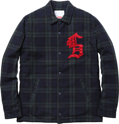 SUPREME 2012 FW NEW RELEASE on This Week