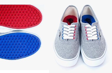 VANS x Band of Outsiders Authentic