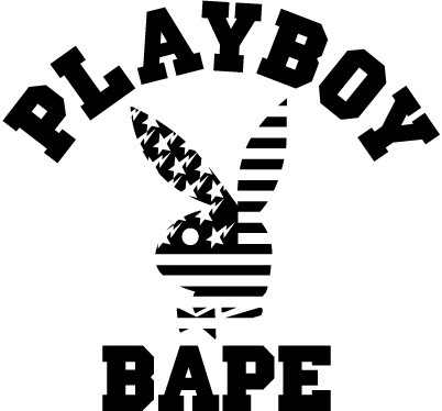 Playboy x A Bathing Ape Summer 2013 Collection