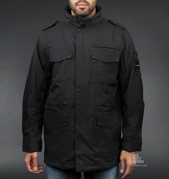Nike TC Canarinho M65 Jacket : SKOOL OF DAZE