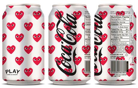 Coca-Cola x PLAY Comme des Garcons