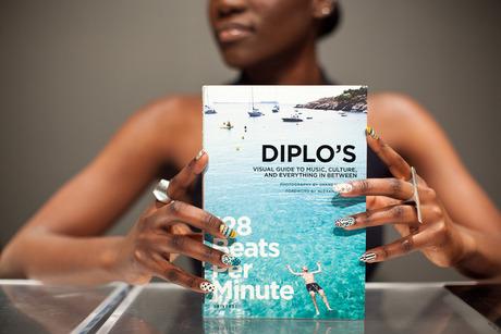 Diplo Book Opening Night