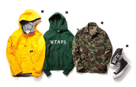 WTAPS 2014 SS COLECTION START