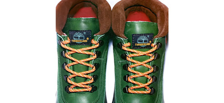 SUPREME × TIMBERLAND 2014 FW FIELD BOOTS