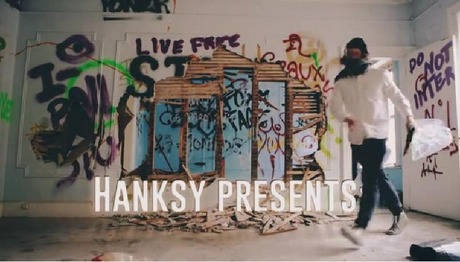Hanksy Presents: Surplus Candy from Ricky Shabazz