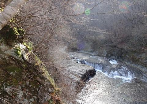 すだれ滝DSC03886 (2)