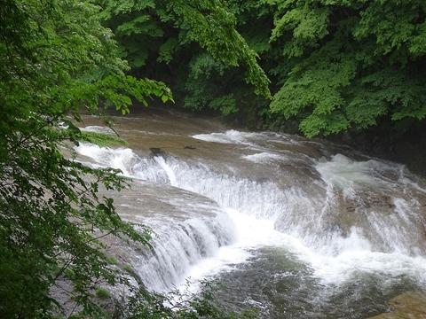 すだれ滝DSC02379 (2)