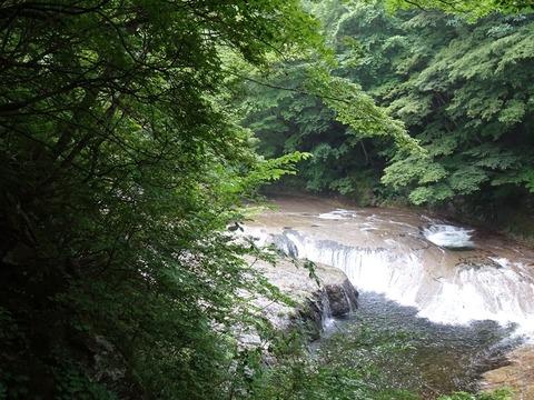 すだれ滝DSC02929