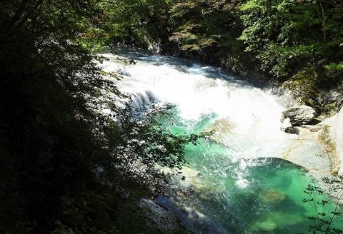 すだれ滝DSC03446 (2)