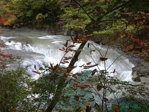 すだれ滝DSC03507