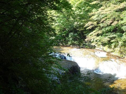 すだれ滝DSC03363