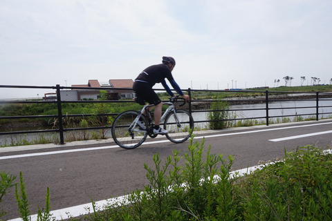 サイクリングロード(小サイズ)