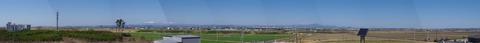 避難の丘パノラマ(春)