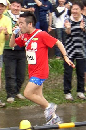 Neko_Hiroshi,_Japanese_comedian