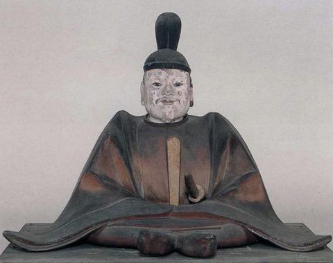 足利基氏坐像(瑞泉寺)