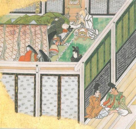 後醍醐天皇の崩御