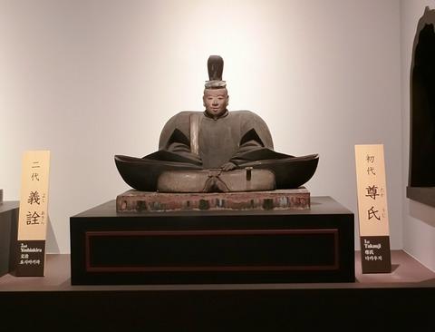 足利歴代将軍木像_02