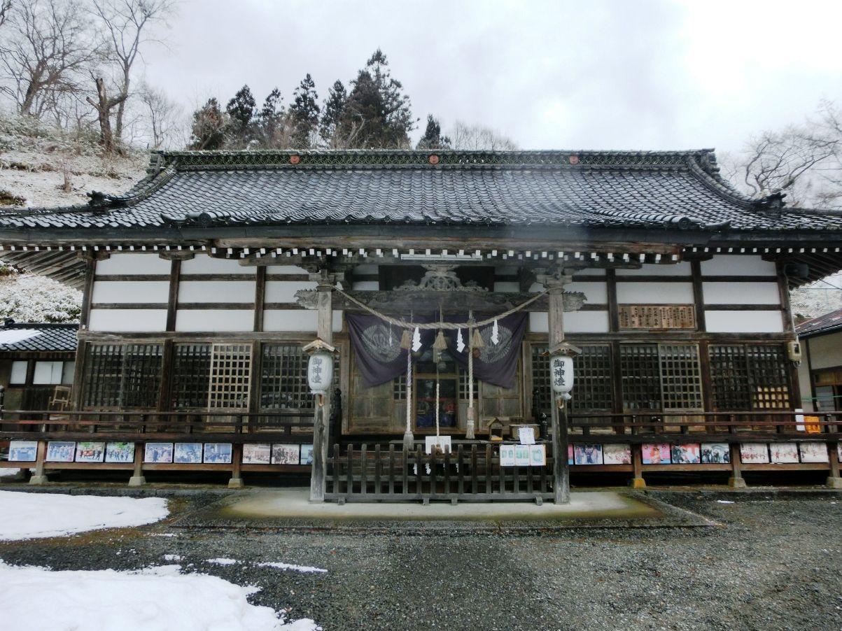 遠野南部氏所縁の南部神社を参拝してきました : この世は夢のごとくに候