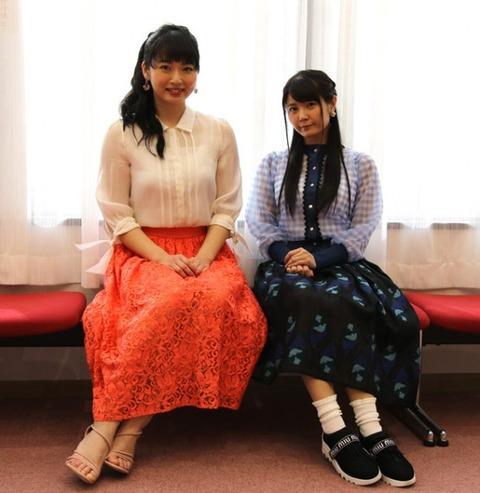 元Berryz工房の須藤茉麻さんが声優の竹達彩奈に公開処刑されてしまう・・・