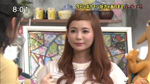 【朗報】中川翔子さん、人妻っぽくなる