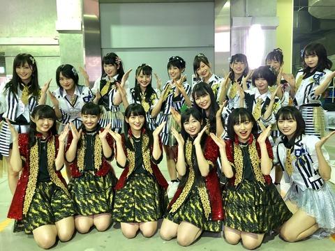 ついに実現! 関西アイドルの2大ツートップの共演!