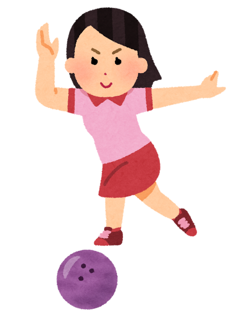 bowling_pose_woman