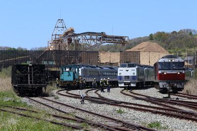 キハ183 廃車回送 2