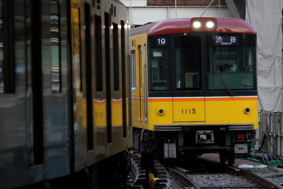 銀座線渋谷スナップ