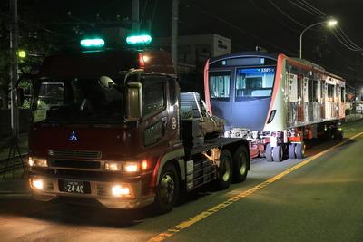 都営浅草線 先頭車陸送 金沢八景