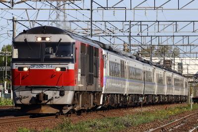 DF キハ183系廃車回送
