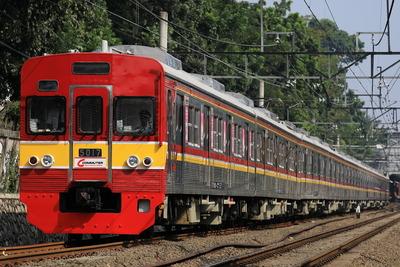 ジャカルタ東西線5000系