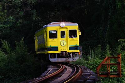 いすみ鉄道踏切