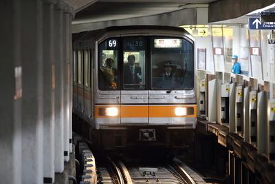 銀座線 中野新橋