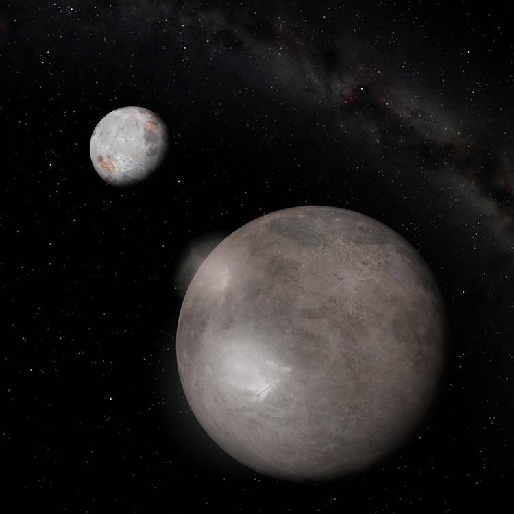 準惑星のプルート (ニューホラ...