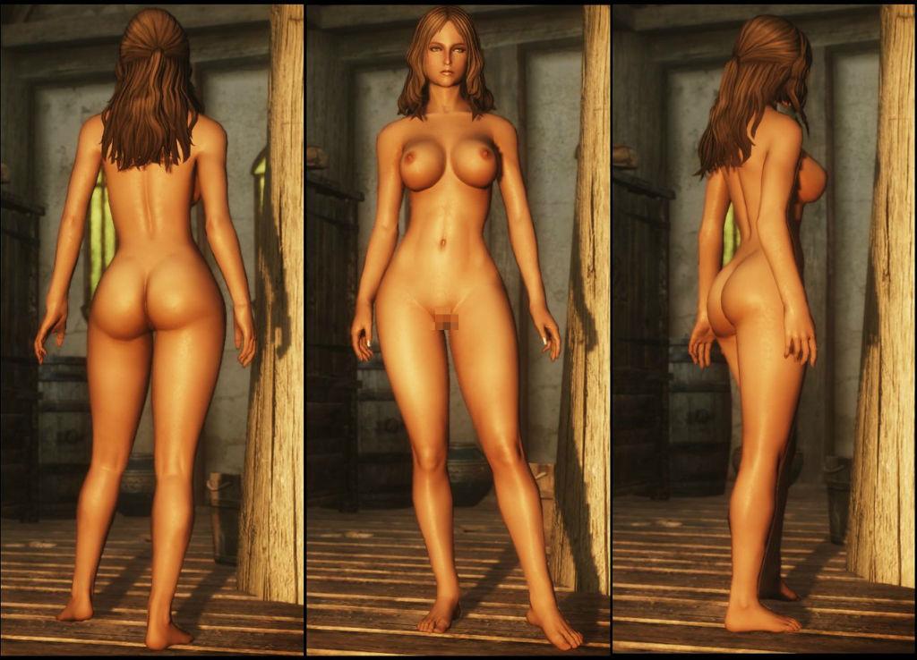 nexus nude mod
