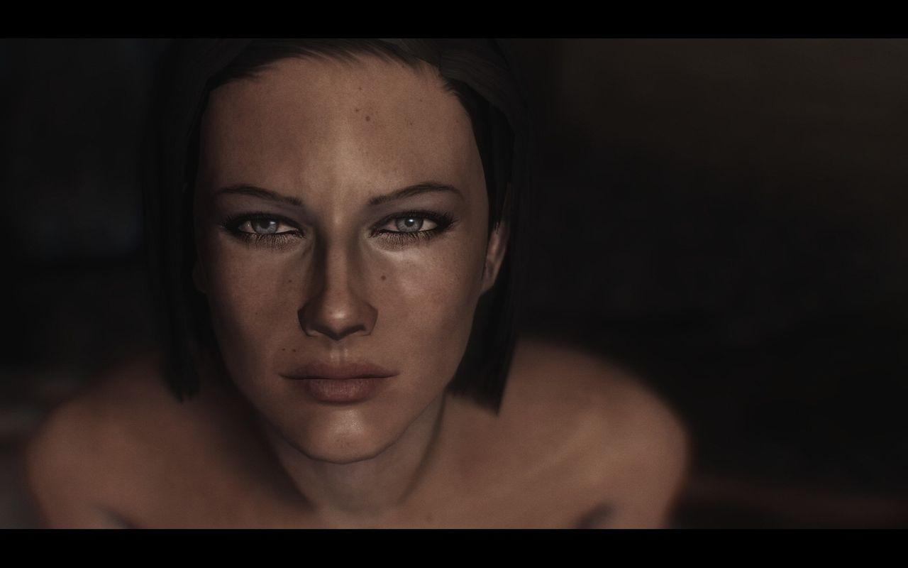 Skyrim Nexus, Maevan2. 2 Oct 2014. Mature skin texture and body for ...