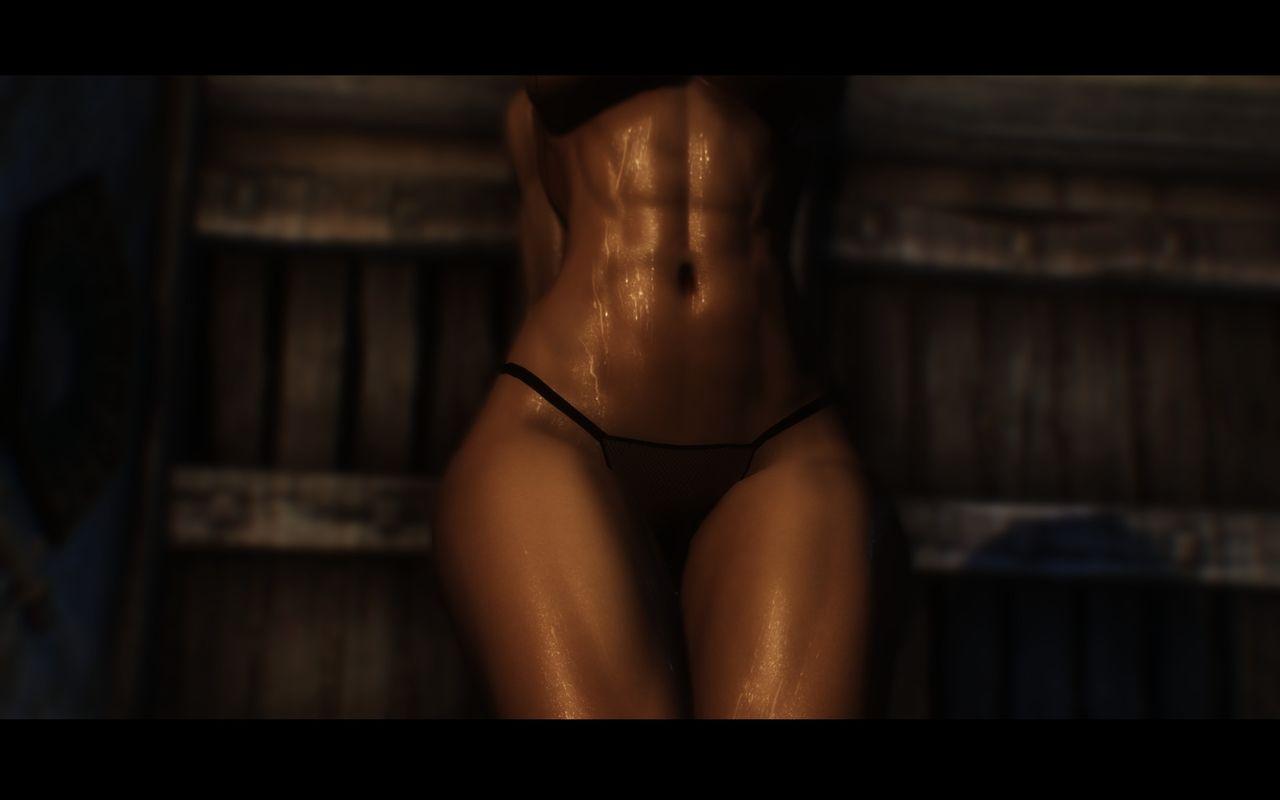 hard core skin: