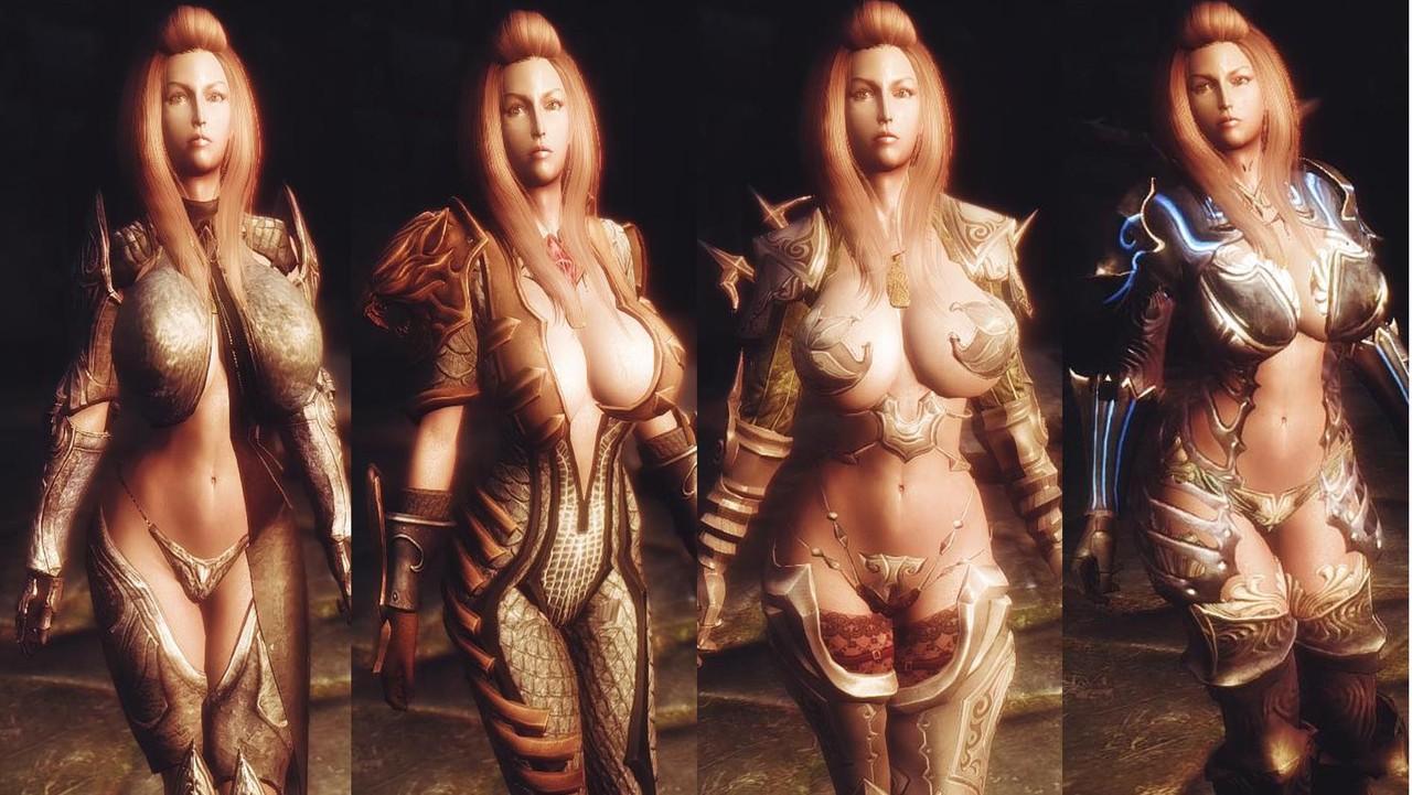 Nude armor erotica movies