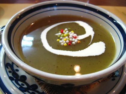 さつまいものスープ@仏蘭西