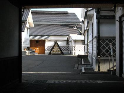 蔵元-賀茂鶴さん(内部)