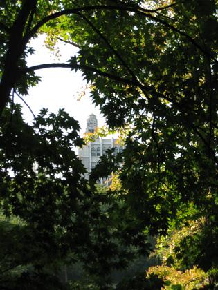 高麗大学時計塔