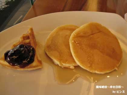 プラザホテルの朝食3